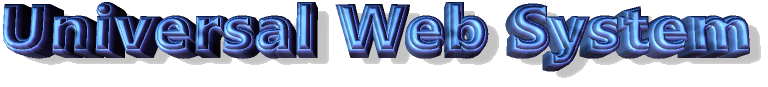 Universal Web System